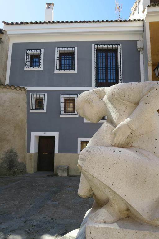 edificio Vivienda turistica mirando a cuenca