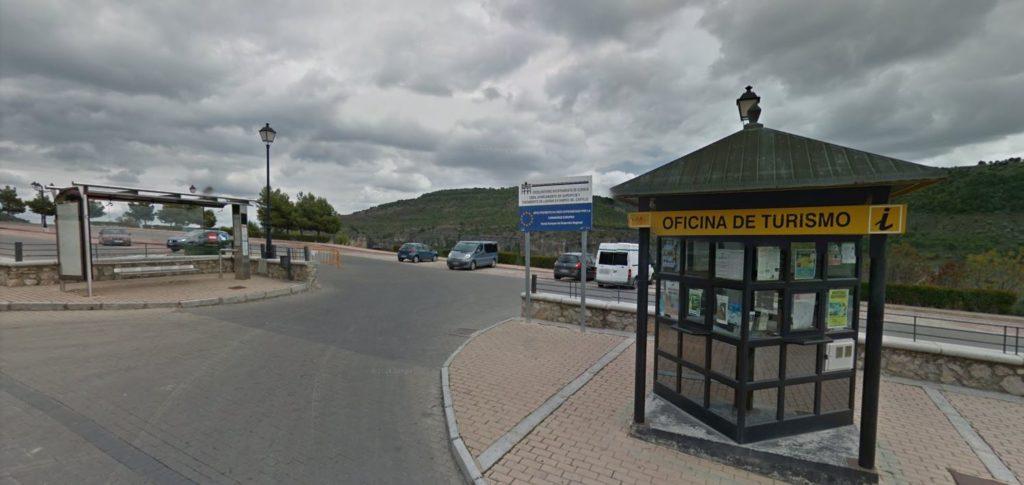 Oficina_turismo_cuenca_parking_gratuito_barrio_del_castillo_mirandoacuenca.es